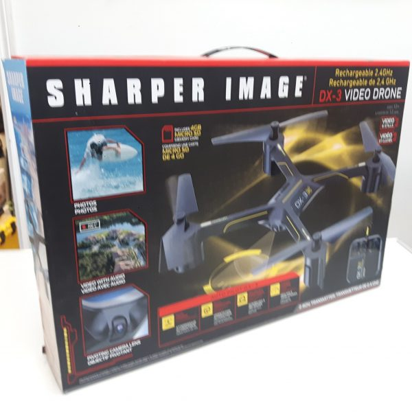 Sharper Image Dx 3 Video Drone Milton Wares Sharper Image Dx 3