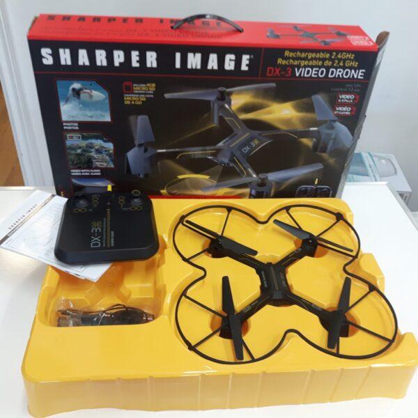 Sharper Image Dx 3 Video Drone Milton Wares Sharper Image Dx 3