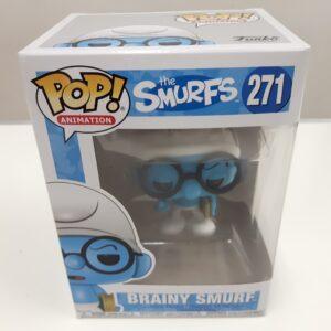 Brainy Smurf funko pop #271