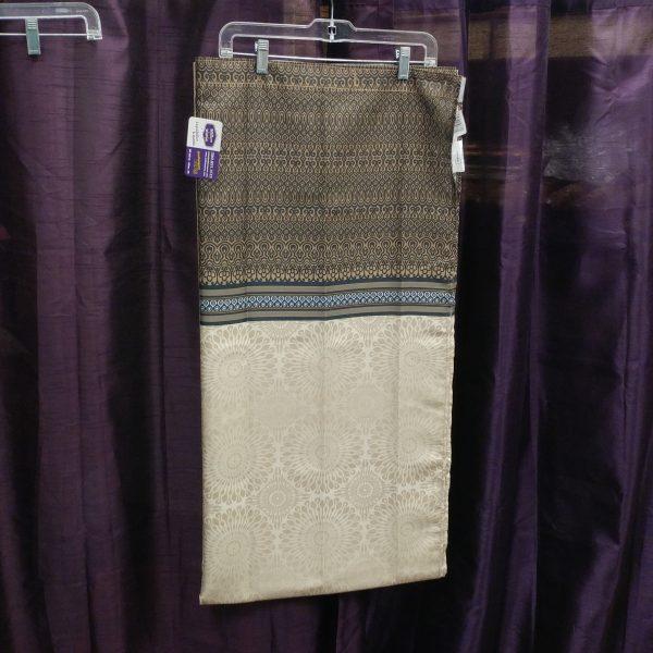 NWOT 70x72 Mainstays Shower Curtain
