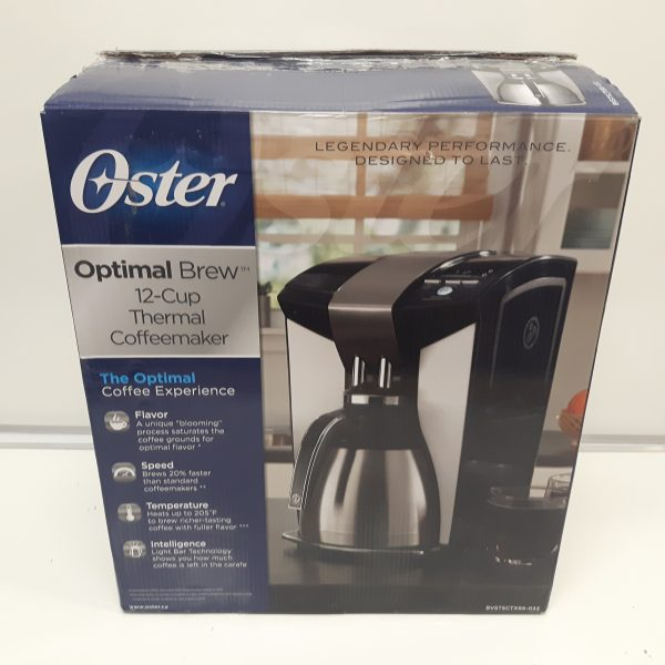 Oster Optimal Brew 12 Cup Thermal Coffee Maker Milton