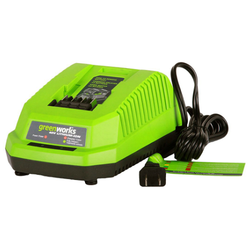 Greenworks Battery Charger 29482 G-MAX Series 40V 40 Volt Lithium-Ion