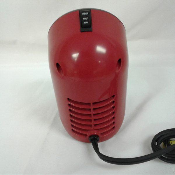 Honeywell Heat Bud Low Wattage Heater HCE100RC - Red