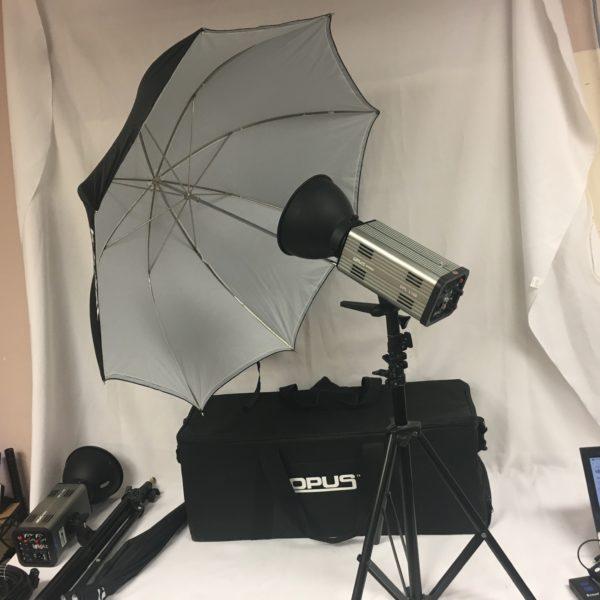 Opus Pro Flash Lighting Kit Opl L150 Monolight
