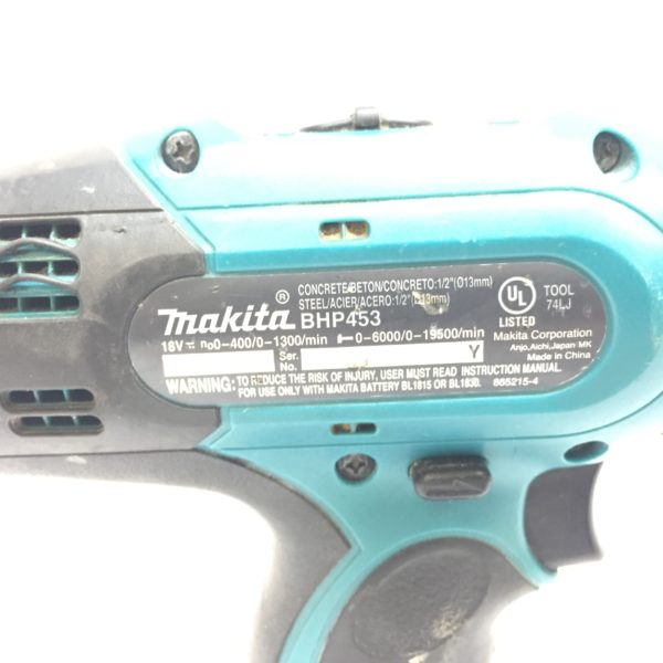Makita 18V LXT Drill with Battery BHP453
